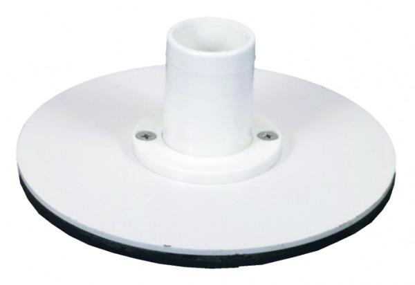 Saugplatte PVC, NW 38