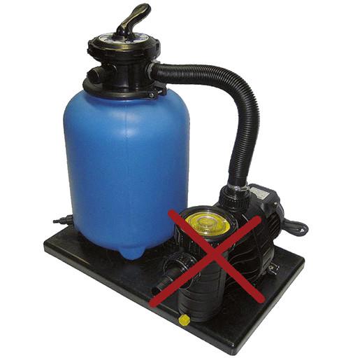 Filteranlage Basic D 400 ohne Pumpe