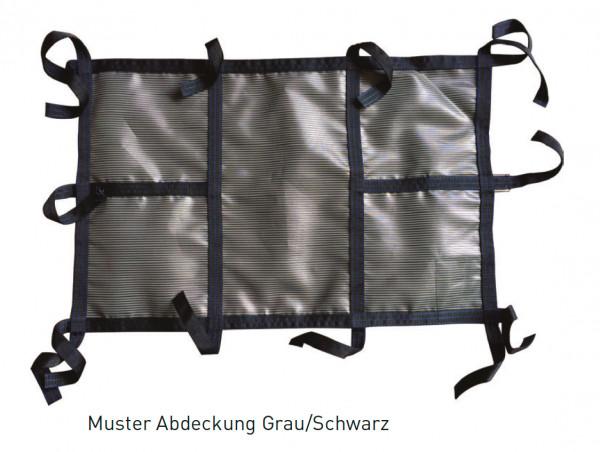 WALU Safe Super Luxe Winterabdeckung inkl. Schutzhüllen, für Dynamometerfedern