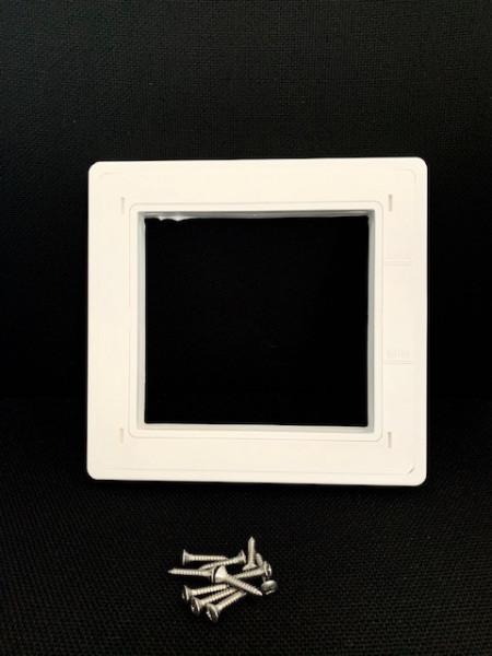 Flanschsatz mit Blende für Astral Skimmer Mini