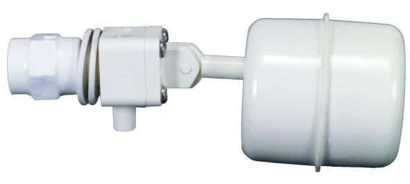 MTS Mini-Niveau-Ventil KS DA20 Klebemuffe