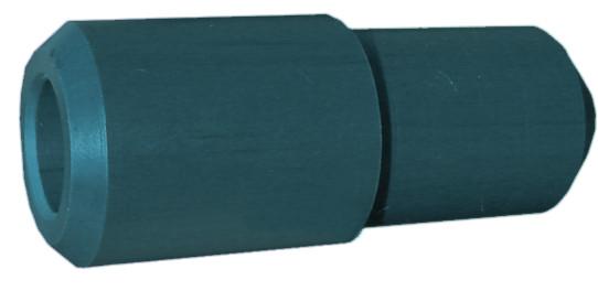 Tauchhülse aus PVC