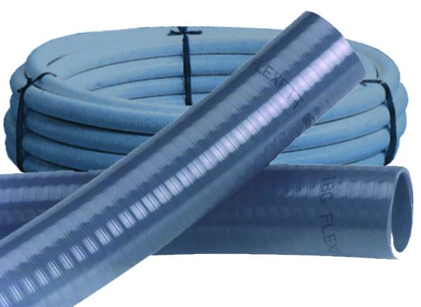 PVC Klebeschlauch per lfm