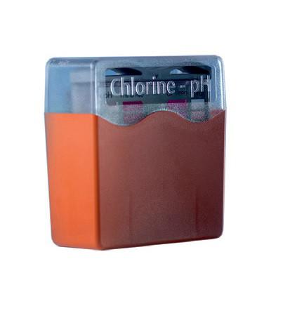 DPD Pooltester Chlor und pH-Wert