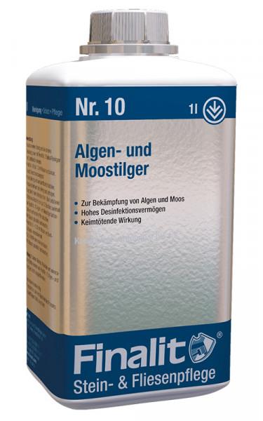 Finalit Nr 10 Algen- und Moostilger