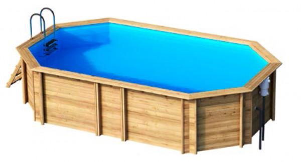 Innenhülle Octo+ 840 blau, H=146 cm