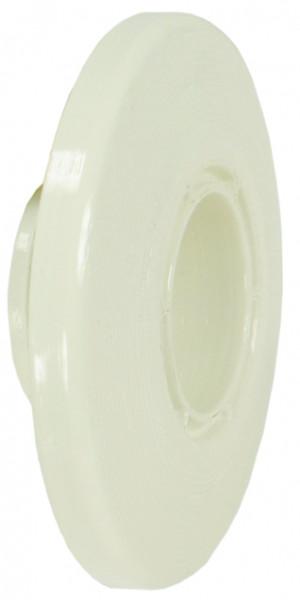 Saugdüse in KS, weiss, Blende D = 105 mm