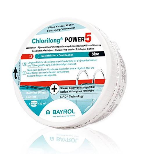Bayrol Chlorilong Power 5 Block