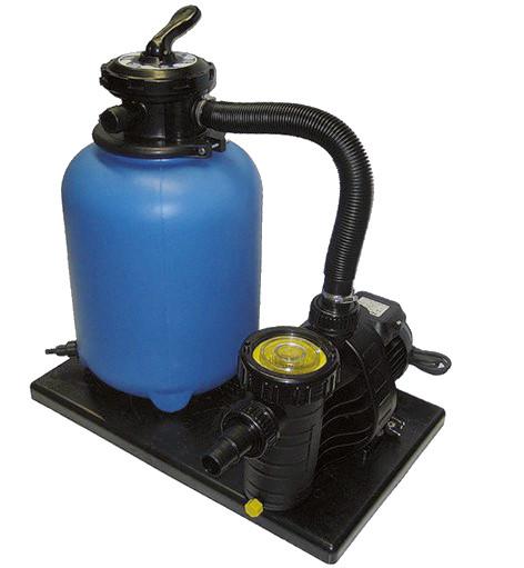 Filteranlage Basic D 500