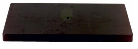 Filterbodenplatte 550 x 1000 x 50 mm