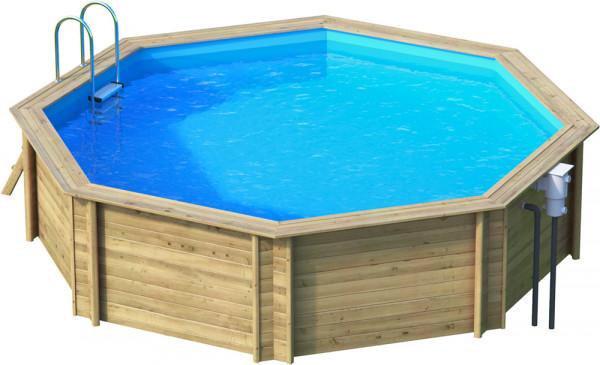 Innenhülle Octo 530 blau, H=133 cm