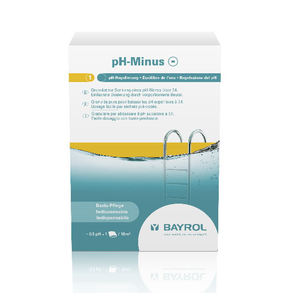 Bayrol pH-Minus Granulat