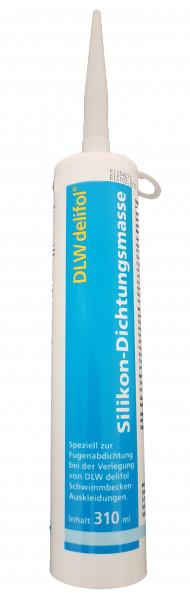 Delifol Silikon grau