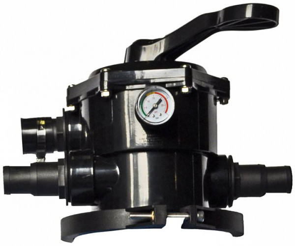 6-Wege-Ventil für Filteranlage BASIC/CF/OKU