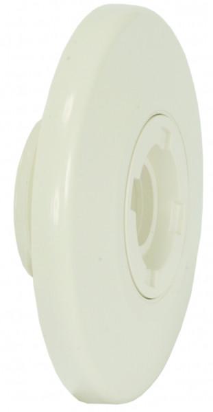 Einlaufdüse in KS, weiss, Blende D = 105 mm