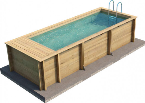 POOL-N-BOX 5 x 2 - Komplettset