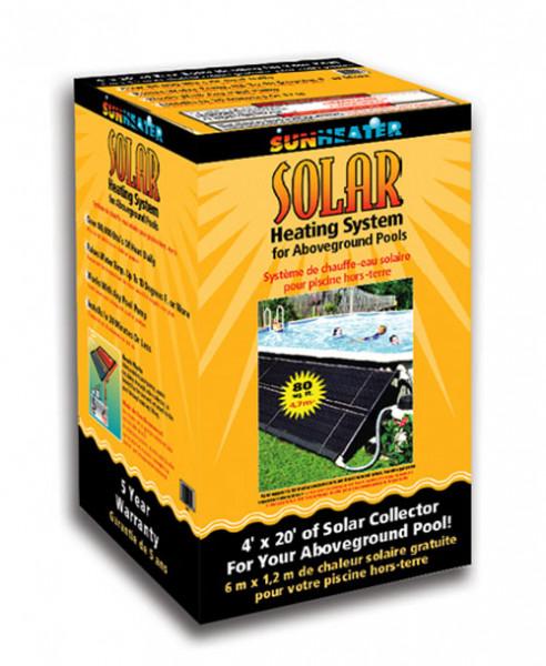 Sun Heater 3,66 m²