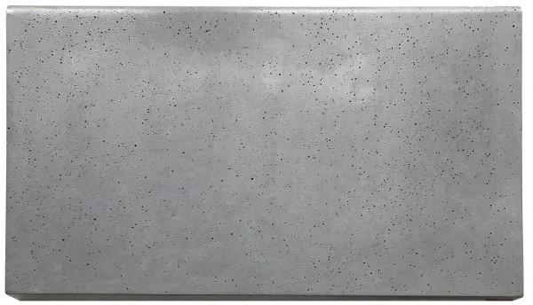 Beckenrandstein Kunststein Modern Grau