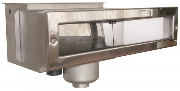 Oberflächenabsauger Slim 500 V4A