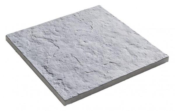 Terrassenplatten Kunststein Trend Grau
